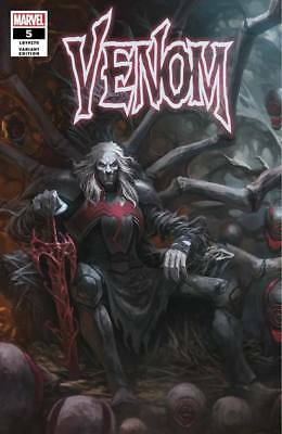 Venom #5 Skan Variant '1St Cover App Of Knull' Trade Dress Limited To 3000