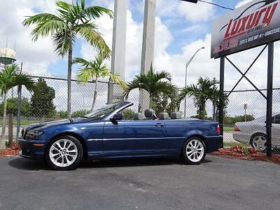 2006 BMW 3-Series BMW 3-Series 330Ci 330 CI 330I Convertible 2006 BMW 330CI * NO RESERVE AUCTION * CONVERTIBLE LOW MILES STUNNING COLOR