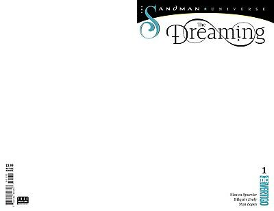 Dreaming #1 Blank Var Ed (Mr) (05/09/2018)