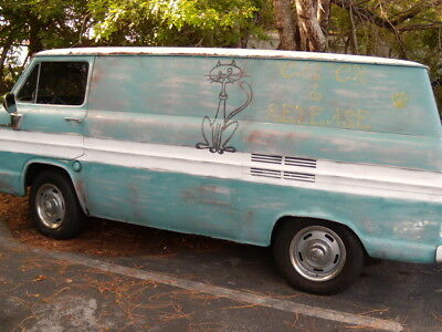 1962 Chevrolet Corvair van RARE 1962 CHEVROLET CORVAIR 95 FC VAN,UNUSUAL VEHICLE,GREAT PATINA,FLORIDA CAR