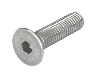 """Stainless Steel Imperial UNC Countersunk Socket Caps, Allen Bolts 1/4"""", 5/16"""""""