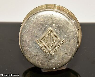 1915 UNICO Antique Vest Pocket Collapsible Telescoping Travel Drinking Cup C102