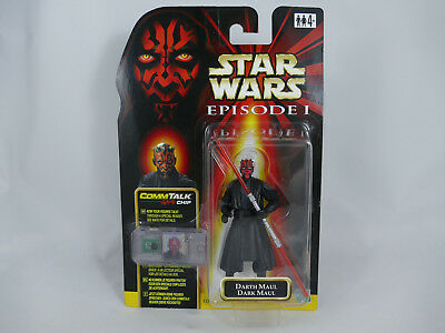 Es2 Star Wars Episode 1 Darth Maul Jedi Duel European Card Moc