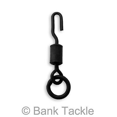 Spinner Swivels Size 11 for Ronnie Rigs Carp Fishing Tackle Quick Change (SQN)