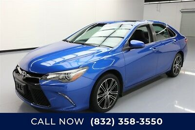 Toyota Camry Special Edition 4dr Sedan Texas Direct Auto 2016 Special Edition 4dr Sedan Used 2.5L I4 16V Automatic FWD