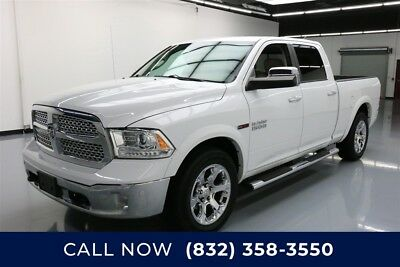 Ram 1500 Laramie Texas Direct Auto 2015 Laramie Used Turbo 3L V6 24V Automatic 4WD Pickup Truck