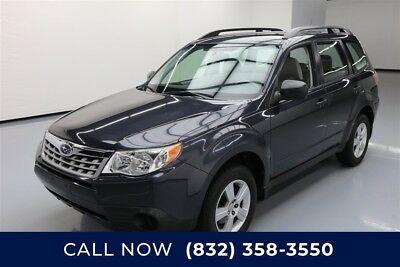 Subaru Forester 2.5X Texas Direct Auto 2013 2.5X Used 2.5L H4 16V Automatic AWD SUV