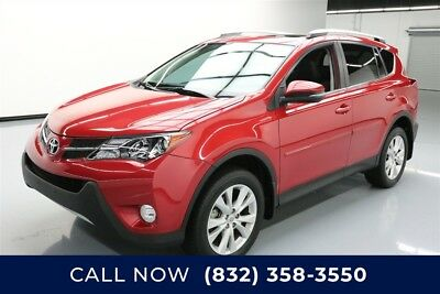 Toyota RAV4 Limited Texas Direct Auto 2014 Limited Used 2.5L I4 16V Automatic AWD SUV
