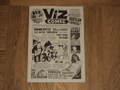 Viz Comic No 12B ORIGINAL & GENUINE