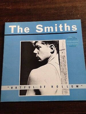 the smiths hatful of hollow Vinyl 1984 Rough 76