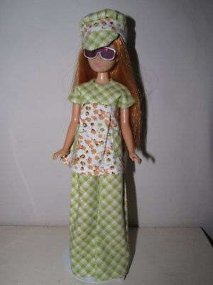 Outfit to Fit  Blythe Mary Quant Daisy Disco Girls Dolls NO HAT