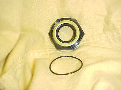 Harley,shovel head,66-84,4 speed Transmission Sprocket Nut with double seals
