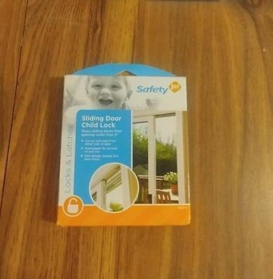 NIB Safety 1st Sliding Child Door Lock - BRAND NEW!