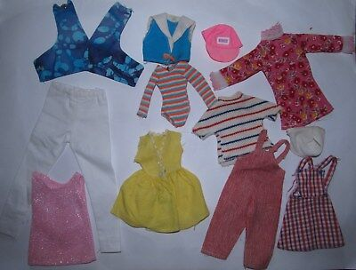 Dolls Clothes Fit Skipper Daisy Patch Disco Girls Sized Dolls  - EXC COND !!