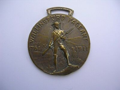 Wallingford Pageant 1911 Token, Celebrating 150 Years 1761-1911 Connecticut,usa