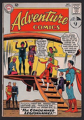 Adventure Comics #313 VG 4.0 Off White Pages