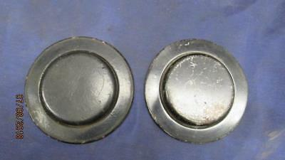 2 Original Amal Air Filter / Air Cleaner Backing Plates Late 60's T120R   PP887