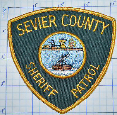 Tennessee, Sevier County Sheriff Patrol Patch