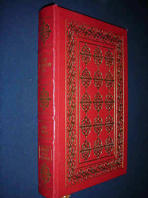 GREAT PRESIDENTIAL WIT **Signed** by Bob Dole Easton Press Leather HC Near Mint