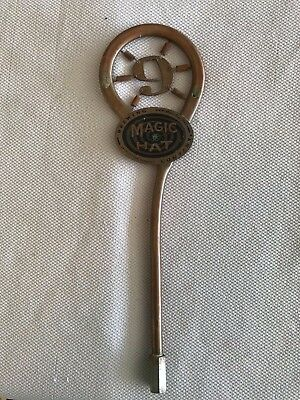 Beer-Barware-Brewania-Tap Handle-Magic Hat Brewing Company 9-Burlington Vermont