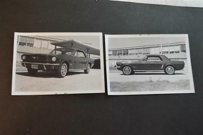 Vintage Car Photos New 1964 Ford Mustang 896064