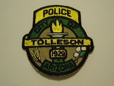 Tolleson Arizona Police Patch