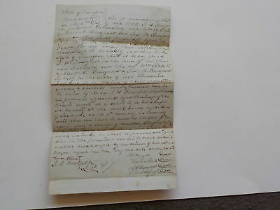 Criminal Document 1852 Manslaughter Slaying Woman Madison County Tennessee Crime