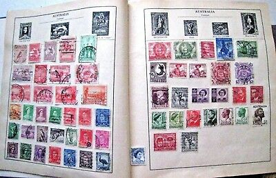 Unchecked Selection Of Early Australia Stamps.  Lot#151