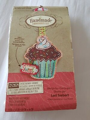 Dimensions Embroidery Kit Bnwt