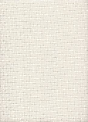 16 Count Permin/Wichelt Aida Cross Stitch Fabric Ivory 49x64cm