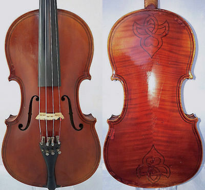 FINE 4/4 ANTIQUE Violin, label BERNARDINO PALUMBI OLD master  小提琴 Geige