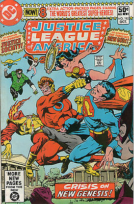 Justice League Of America # 183 - Darkseid Saga Part 1  ( Scarce - 1980 )