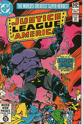 Justice League Of America # 185 - Darkseid Saga-Conclusion  ( Scarce - 1980 )