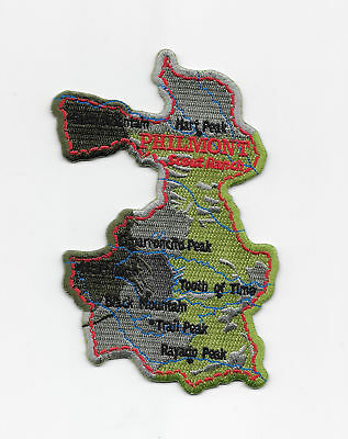 Philmont ~ Map Patch