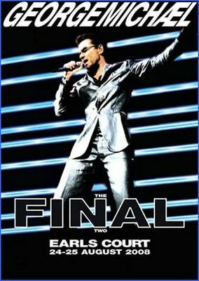 GEORGE MICHAEL  - postcard collection - 100 different promo poster postcards