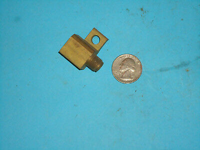 1939-1941 Ford Mercury & Truck Rear Brake Line Tee Fitting-NOS