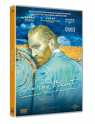 Loving Vincent  Dvd Biografia