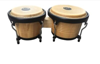 A01 New Percussion 7 and 9 inch High Quality Musical Instruments Bongo Drums O
