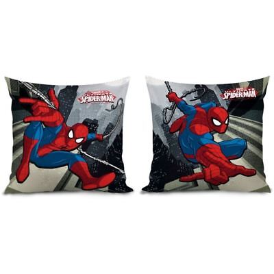 Ultimate Spiderman Reversible Cojín Relleno Infantil - 2 en 1 Diseño