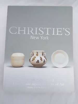 Christie's Catalogue 2001. The Falk Coll. Chinese And Japanese Works Of Art Ny