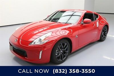 Nissan 370Z 2dr Coupe 7A Texas Direct Auto 2015 2dr Coupe 7A Used 3.7L V6 24V Automatic RWD Coupe Premium