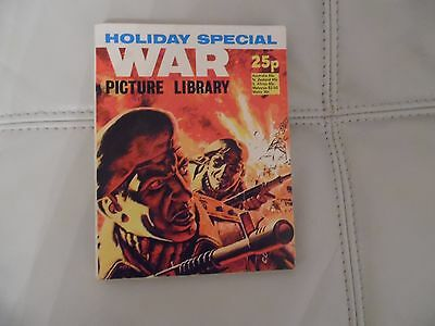 War Picture Library Holiday Special Comic