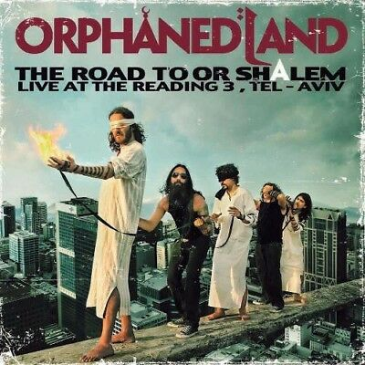 Orphaned Land The Road To Or Shalem 2 DVD + CD