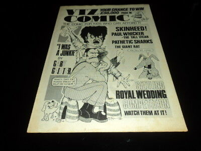 Viz Comic No 6 ORIGINAL & GENUINE