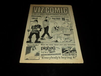 Viz Comic No 8 ORIGINAL & GENUINE