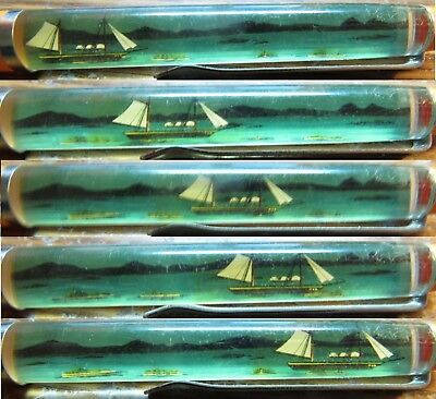 Vintage Acadia National Park Bar Harbor, ME Floating Floaty Pen - Maine