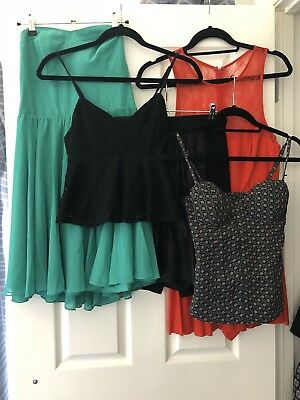 bulk womens clothes size 8 - S - Designer Guess - Bardot -Witchery - Forever New