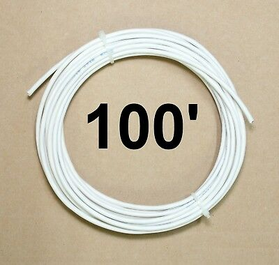 NEW Belden 82723 877 NAT 2 Pair 22 AWG 100 Feet Communication Cable White