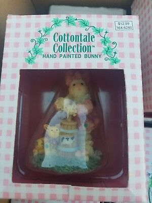 Cottontale Collection Hand Painted Bunny