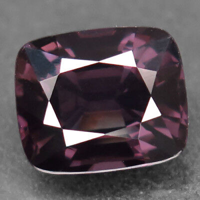 3.06ct.Glowing Gem! 100%Natural Rich Pink Purple Spinel Unheated Gem AAA Nr!